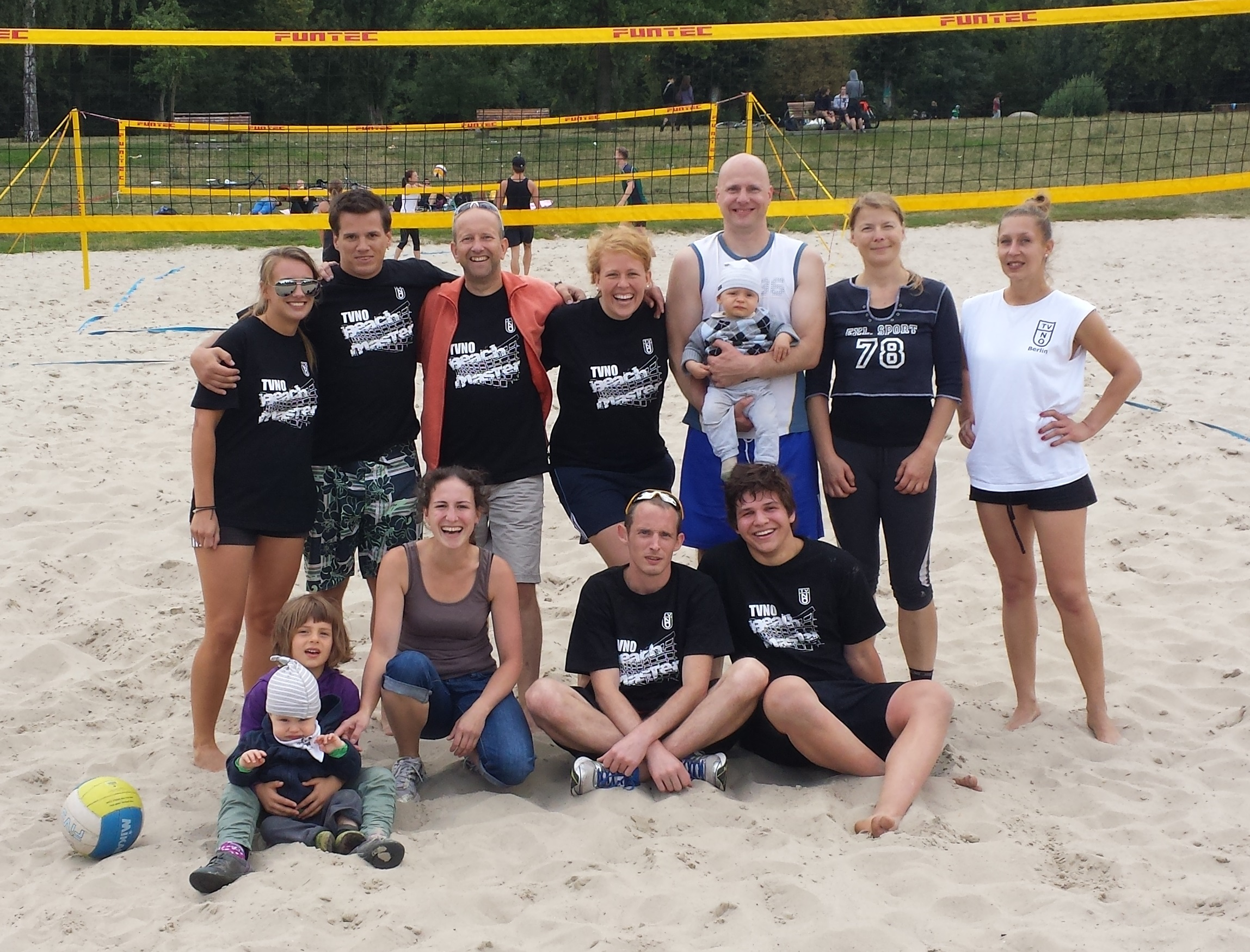 TVNO Mixed Volleyball Beachmaster