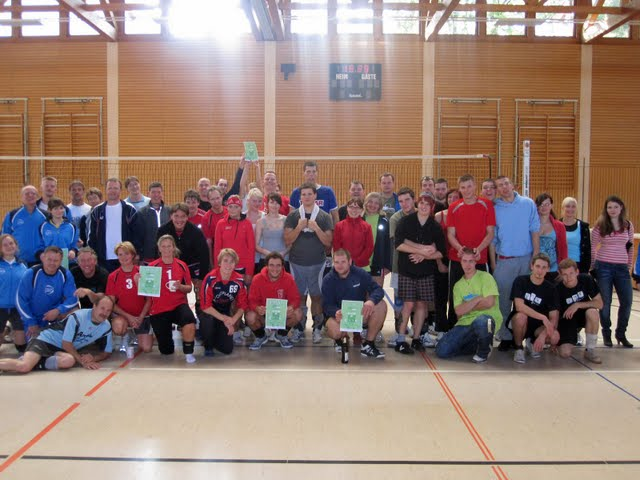 TVNO Mixed Volleyball Dahme Pokal