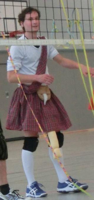 Bestes Kostüm Schotte