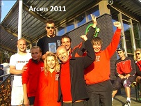 TVNO Mixed Volleyball Arcen 2011