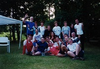 TVNO Mixed Volleyball Arcen 2002