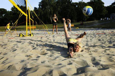 TVNO Beachvolleyball Friedrichshain