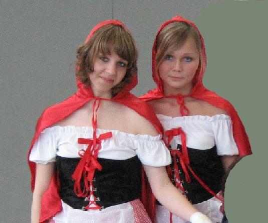 Bestes Kostüm Rotkäppchen
