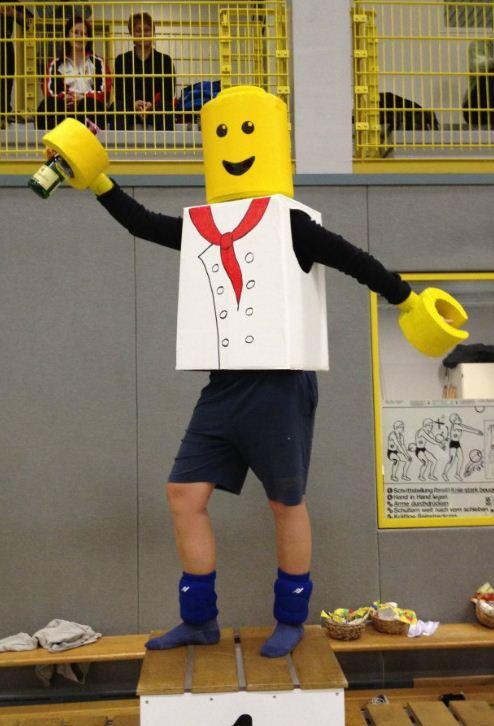 Bestes Kostüm Lego