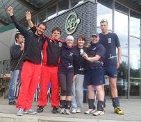 TVNO Mixed Volleyball Arcen 2012