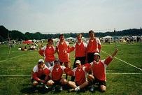 TVNO Mixed Volleyball Arcen 2000