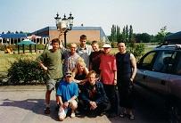 TVNO Mixed Volleyball Arcen 2001