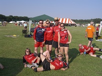 TVNO Mixed Volleyball Arcen 2006